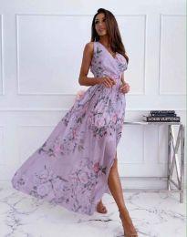 Φόρεμα - κώδ. 4801 - 1 - φλοράλ