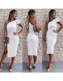 Φόρεμα - κώδ. 745 - λευκό