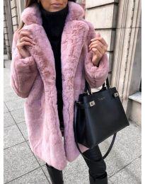 Παλτό - κώδ. 187 - ροζ