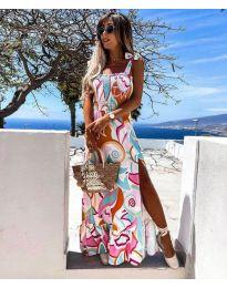 Φόρεμα - κώδ. 0583 - πολύχρωμο