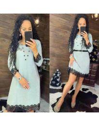 Φόρεμα - κώδ. 1426 - μέντα