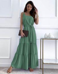 Φόρεμα - κώδ. 2578 - μέντα