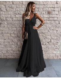 Φόρεμα - κώδ. 5244 - μαύρο
