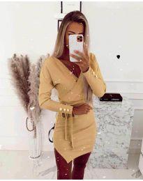 Φόρεμα - κώδ. 2077 - στρατιωτικό