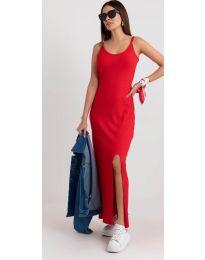 Φόρεμα - κώδ. 3000 - κόκκινο