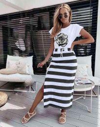 Φόρεμα - κώδ. 0232 - μαύρο