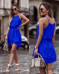 Φόρεμα - κώδ. 2104 - μπλε