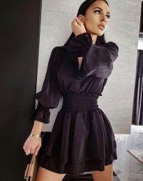 Φόρεμα - κώδ. 6609 - 1 - μαύρο