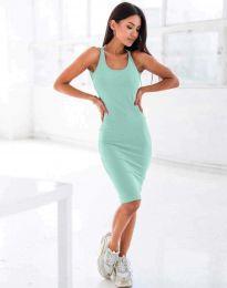 Φόρεμα - κώδ. 11926 - μέντα