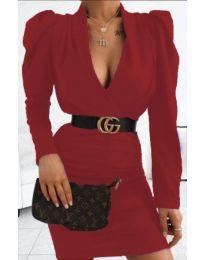 Φόρεμα - κώδ. 953 - μπορντό