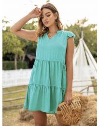 Φόρεμα - κώδ. 696 - τυρκουάζ