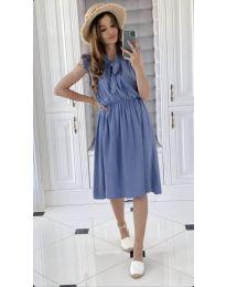 Φόρεμα - κώδ. 701 - γαλάζιο