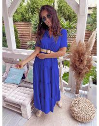 Φόρεμα - κώδ. 641 - μπλε