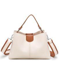 Τσάντα - κώδ. B138 - λευκό