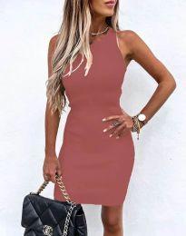 Φόρεμα - κώδ. 6331 - κοραλί