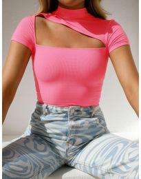 Μπλούζα - κώδ. 1316 - ροζ