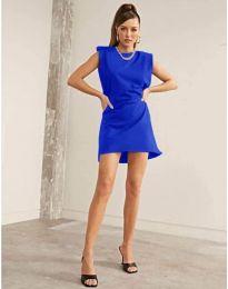 Φόρεμα - κώδ. 625 - μπλε