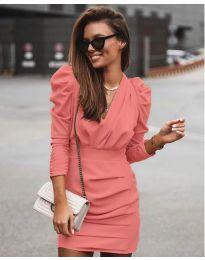Φόρεμα - κώδ. 870 - κοραλί