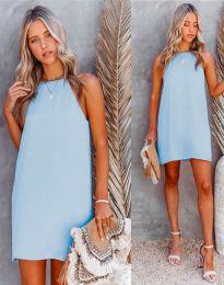 Φόρεμα - κώδ. 2169 - γαλάζιο