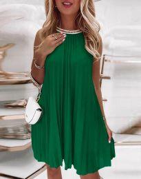 Φόρεμα - κώδ. 0889 - πράσινο