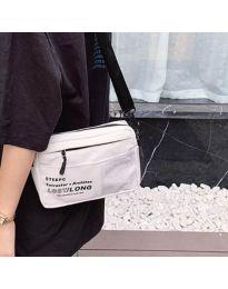 Τσάντα - κώδ. B28-822 - λευκό