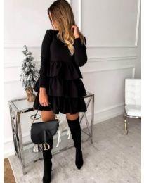 Φόρεμα - κώδ. 966 - μαύρο