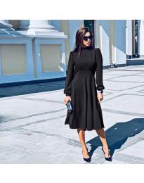 Φόρεμα - κώδ. 4572 - μαύρο