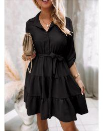 Φόρεμα - κώδ. 6970 - μαύρο