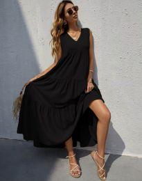 Φόρεμα - κώδ. 8149 - μαύρο