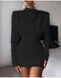 Φόρεμα - κώδ. 8257 - μαύρο