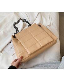 Τσάντα - κώδ. 506 - καπουτσίνο