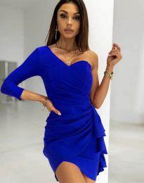 Φόρεμα - κώδ. 5543 - μπλε