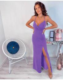 Φόρεμα - κώδ. 600 - μωβ