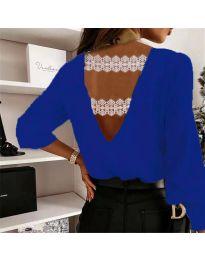 Μπλούζα - κώδ. 5155 - Σκούρο μπλε