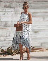 Φόρεμα - κώδ. 5260 - 1 - πολύχρωμο
