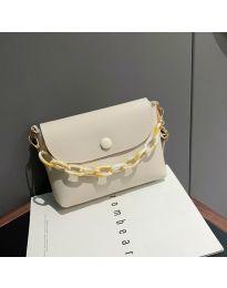 Τσάντα - κώδ. 7674 - λευκό