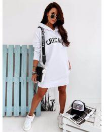 Φόρεμα - κώδ. 802 - λευκό