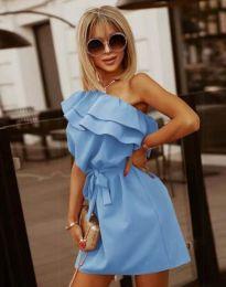 Φόρεμα - κώδ. 7100 - γαλάζιο