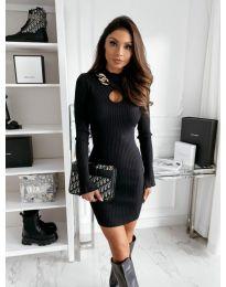 Φόρεμα - κώδ. 0771 - μαύρο