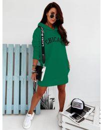 Φόρεμα - κώδ. 802 - πράσινο