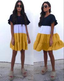 Φόρεμα - κώδ. 1039 - 3 - πολύχρωμο