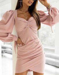 Φόρεμα - κώδ. 0363 - πούδρα