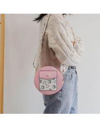Τσάντα - κώδ. B163 - ροζ