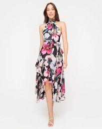 Φόρεμα - κώδ. 2032 - 1 - πολύχρωμο