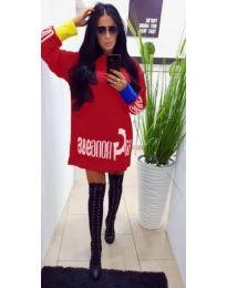 Φόρεμα - κώδ. 294 - κόκκινο
