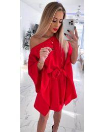 Φόρεμα - κώδ. 2315 - κόκκινο