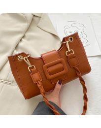 Τσάντα - κώδ. B126 - καφέ