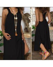 Φόρεμα - κώδ. 9597 - μαύρο