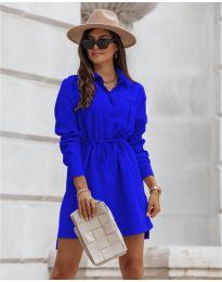 Φόρεμα - κώδ. 132 - μπλε