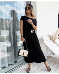 Φόρεμα - κώδ. 4151 - μαύρο